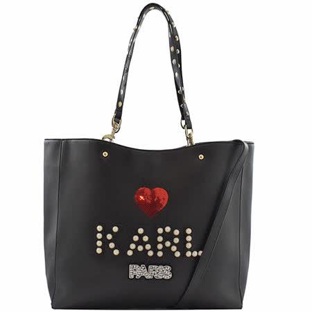 KARL LAGERFELD 兩用購物包