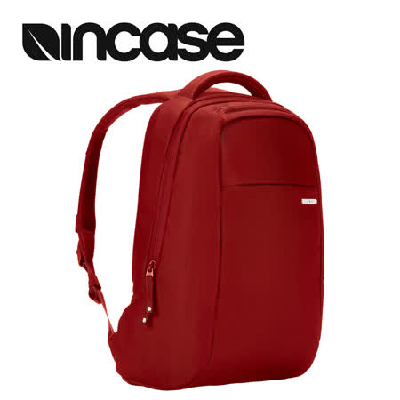 【INCASE】ICON Dot Backpack 13吋 迷你筆電後背包 (紅)
