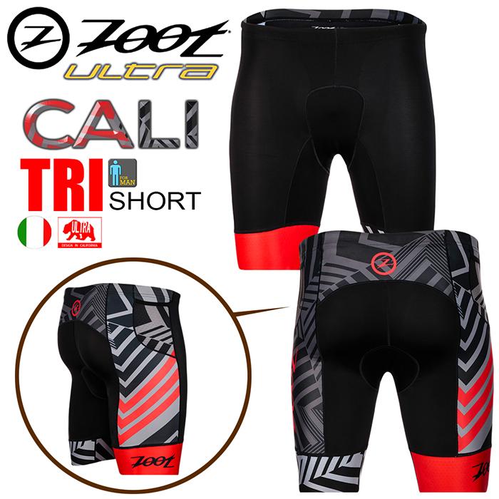 ZOOT CALI 超低水阻7吋鐵人褲(男款)
