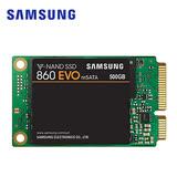 Samsung 860 EVO mSATA 500GB SSD固態硬碟