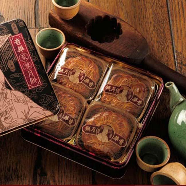 奇華餅家 富貴中秋禮盒