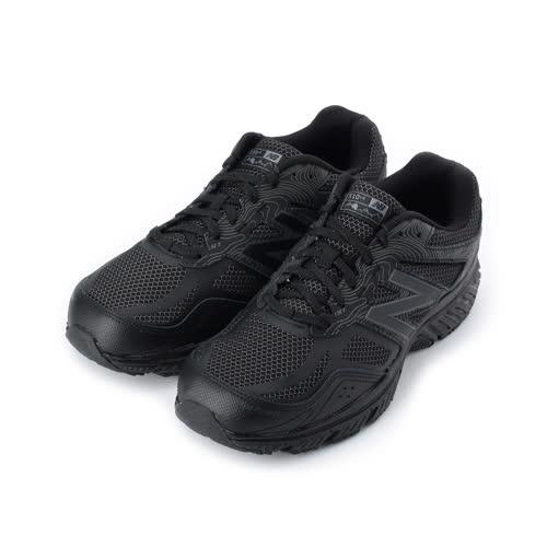 NEW BALANCE NB510限定版4E越野跑鞋 全黑 MT510LB4 男鞋 鞋全家福