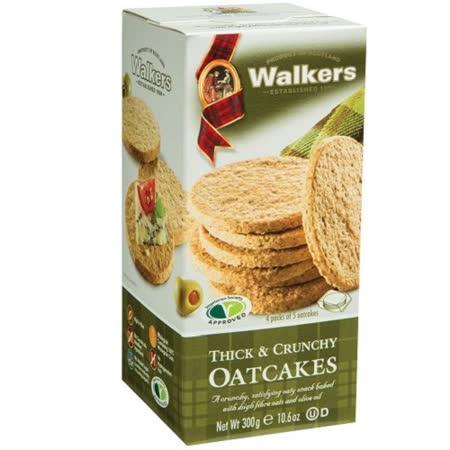 WALKERS蘇格蘭皇家高纖燕麥厚脆餅 300G