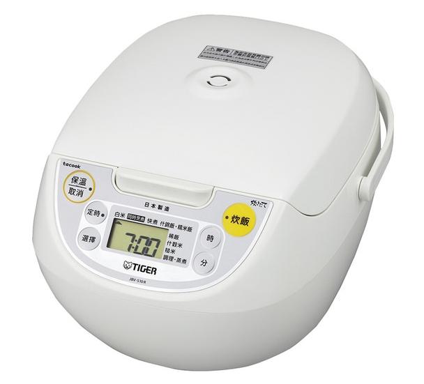 TIGER虎牌10人份微電腦多功能炊飯電子鍋 JBV-S18R