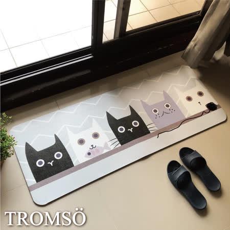 TROMSO 廚房防油皮革地墊