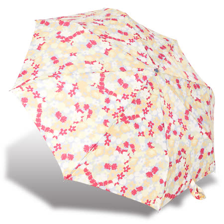 RAINSTORY 繽紛花漾 抗UV雙人自動傘