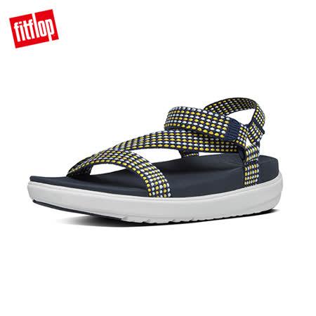 FitFlop 運動風織帶涼鞋
