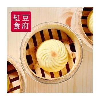 紅豆食府PU 小籠包土鳳梨酥禮盒 (8顆/盒)