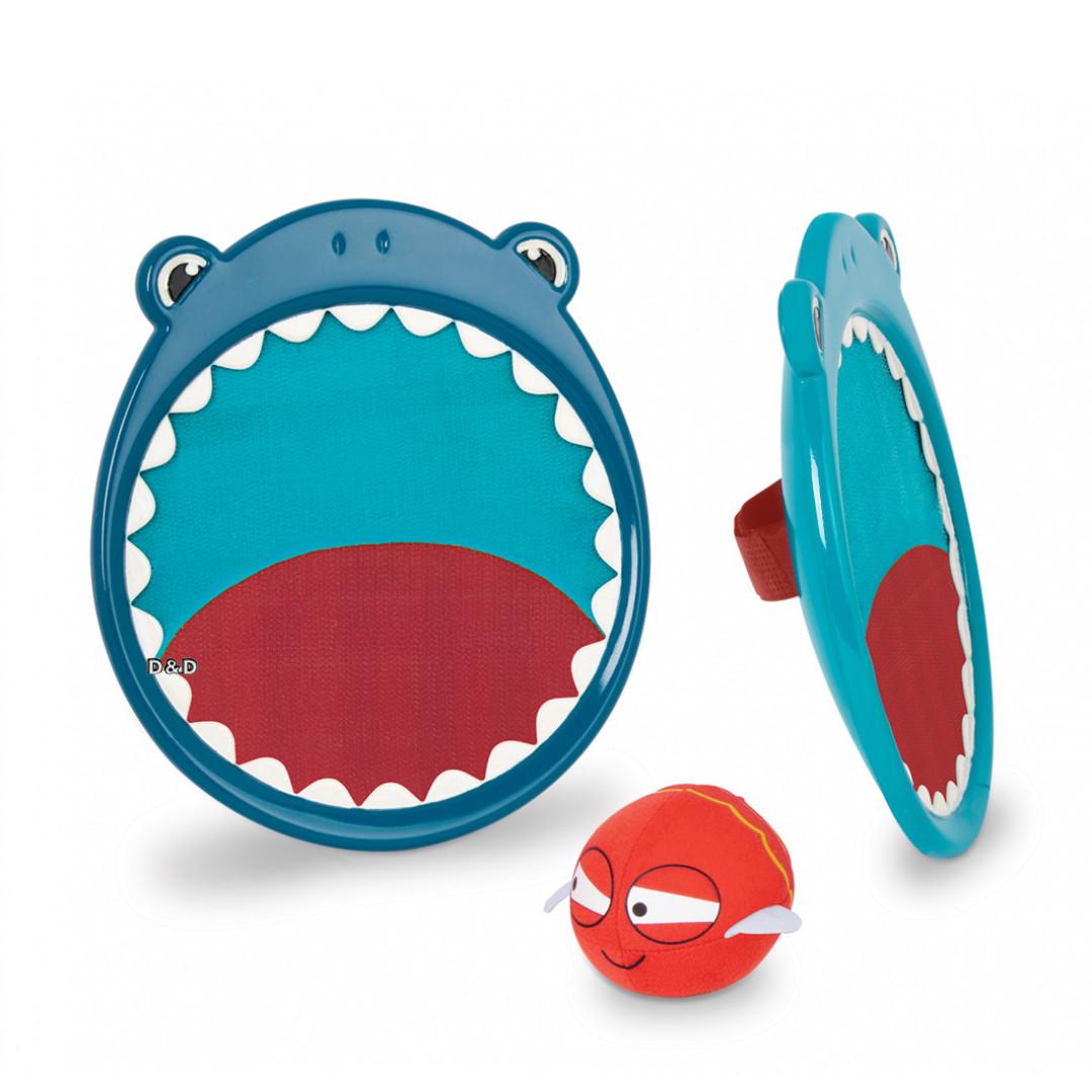 《美國 B.toys 感統玩具》蟲蟲捕手-青蛙小隊/鯊魚小隊 1入(可選)