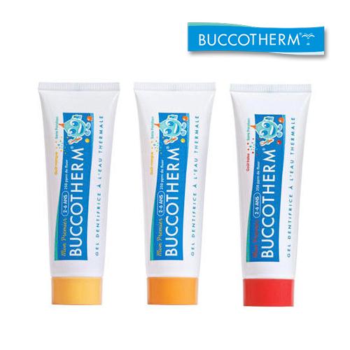 BUCCOTHERM健口泉2-6歲幼兒潔淨牙膏50ml