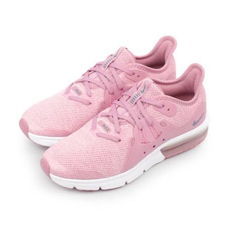 NIKE 女 NIKE AIR MAX SEQUENT 3 (GS) 慢跑鞋- 922885601