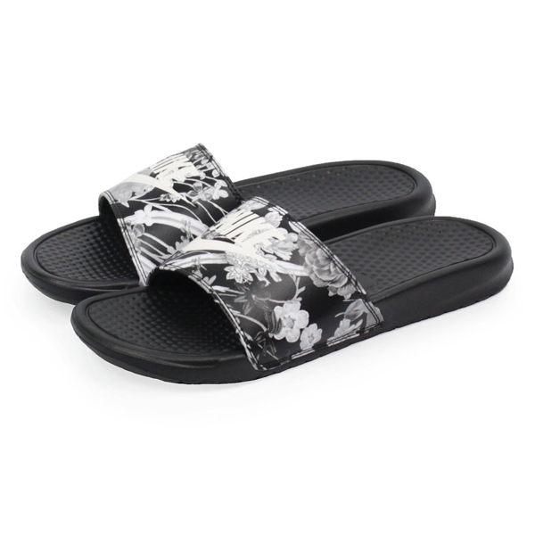 NIKE 男女 WMNS BENASSI JDI PRINT 拖鞋- 618919020