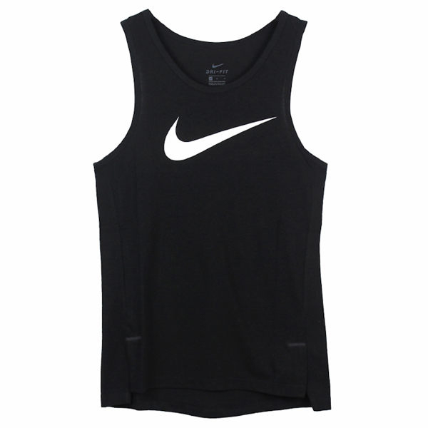 NIKE 男 AS M NK BRTHE TOP SL ELITE 背心(基本款)- 830952010