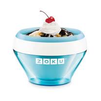 ZOKU快速製冰淇淋機 - 淺藍色