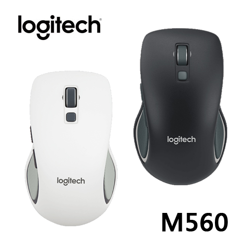 Logitech 羅技 M560 Wireless 無線滑鼠