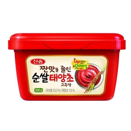 【韓國新松】 辣椒醬500G