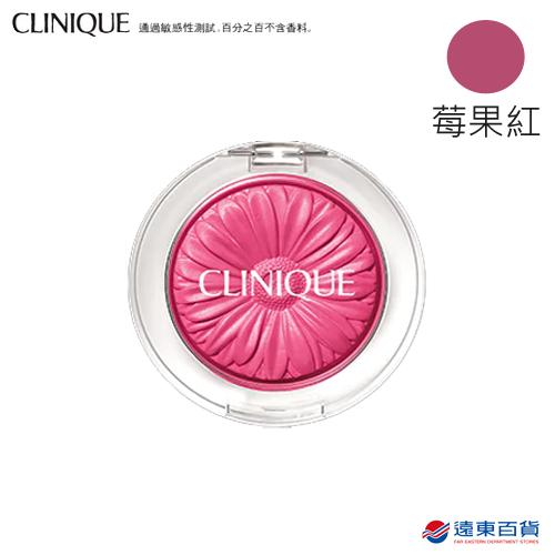 【官方直營】CLINIQUE 倩碧 花漾腮紅 #03 莓果紅 3.5g