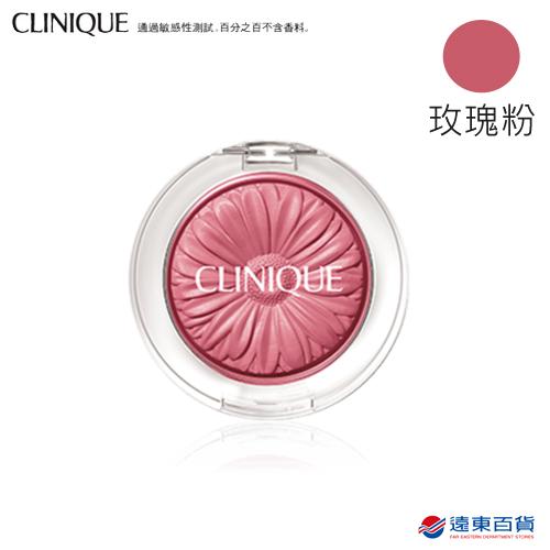 【官方直營】CLINIQUE 倩碧 花漾腮紅 #13 玫瑰粉 3.5g