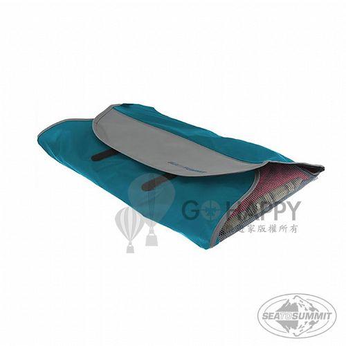 SEATOSUMMIT 旅行用襯衫打理包(大)(藍色)