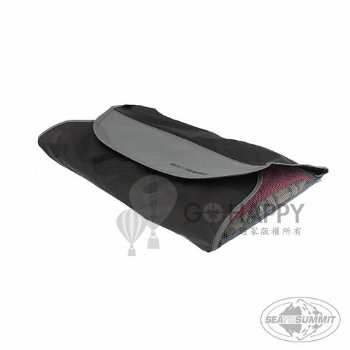 SEATOSUMMIT 旅行用襯衫打理包(大)(黑色)
