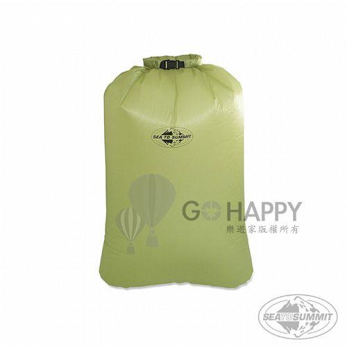 SEATOSUMMIT 背包內用輕量防水收納袋(M)(綠色)