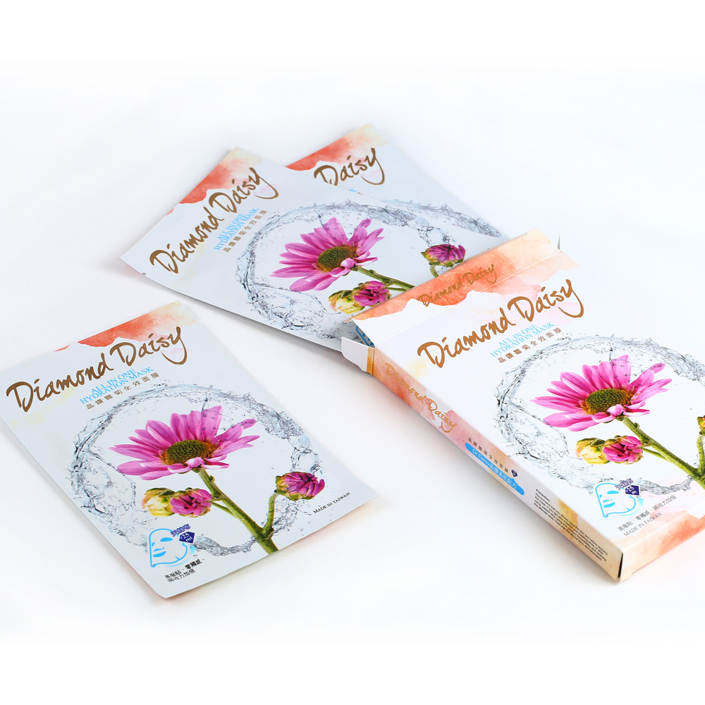 【Diamond Daisy】晶鑽雛菊全效面膜(3片入)