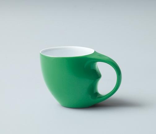 【日本橘吉 】Colani馬克杯(綠色)