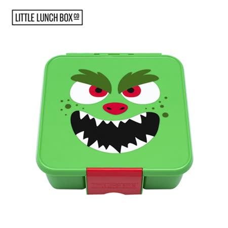 【BabyTiger虎兒寶】澳洲 Little Lunch Box小小午餐盒 - Bento5 (小怪物)