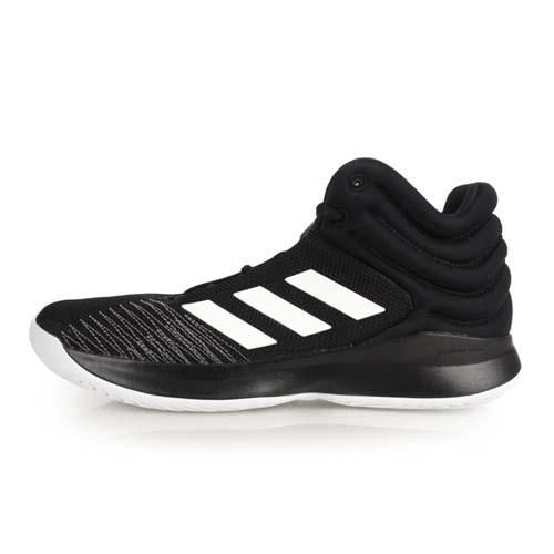 (男) ADIDAS PRO SPARK 2018 籃球鞋-訓練 籃球 高筒 愛迪達 黑白