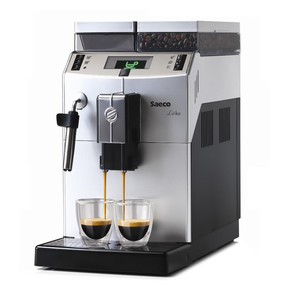 【Philips 飛利浦】福利品 Saeco全自動義式咖啡機RI9841