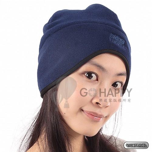 SNOWTRAVEL WINDBLOC防風保暖遮耳帽(藍色)