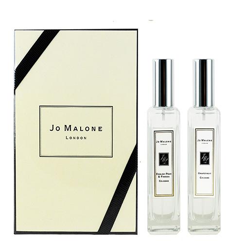 JO MALONE 英國梨與小蒼蘭及葡萄柚古龍水30ml禮盒組