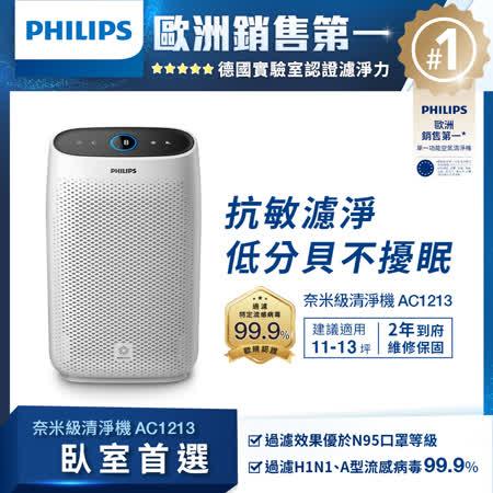 PHILIPS 飛利浦 奈米級抗敏空氣清淨機