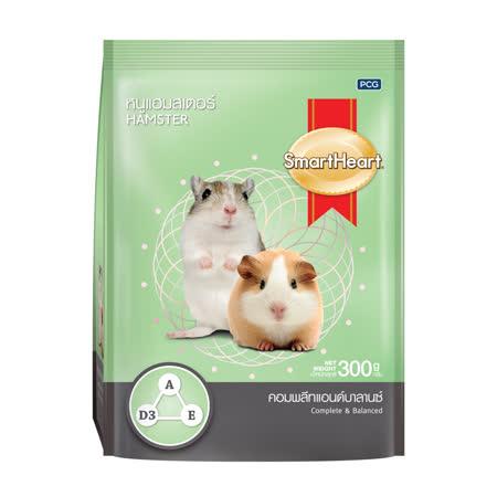 SmartHeart慧心 寵物鼠飼料300gx2入