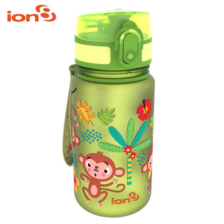 ION8 Pod 休閒水壺I8350  城市綠洲 100%不含BPA無毒、100%防漏、兒童水壺