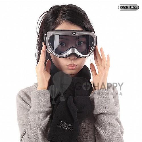 SNOWTRAVEL 抗UV防霧護鏡(黑色)