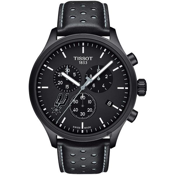 TISSOT天梭 NBA馬刺隊特別版錶