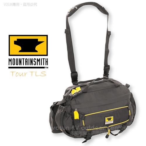 【美國 MountainSmith】新款 TOUR TLS 8L 多功能水壺腰包.MP3隨身臀包/灰 D410037