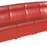AS-雪莉單人中椅沙發-52x67x83cm