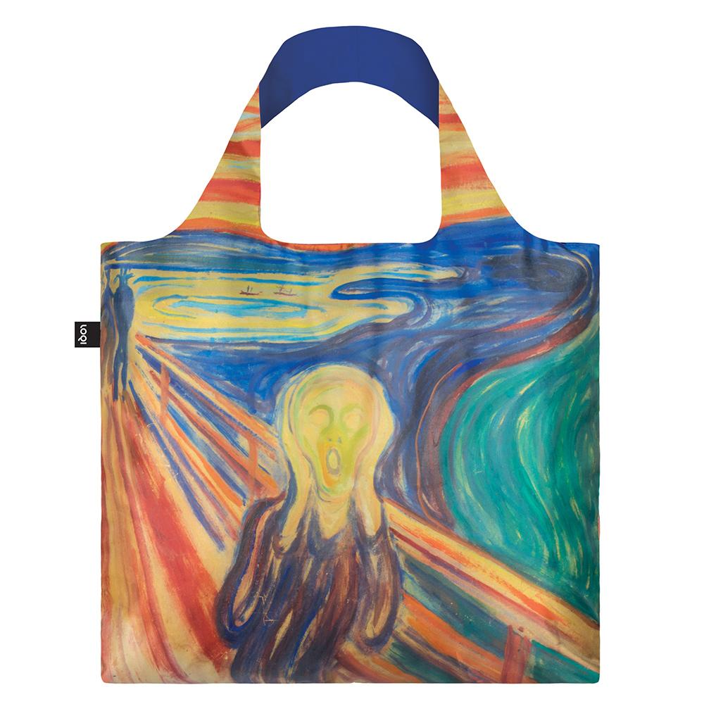 LOQI 購物袋-博物館系列 (彩色・吶喊 EMSCCO)