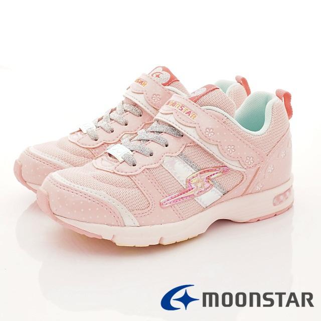日本Carrot機能童鞋--日系甜心競速款-(SSJ8464粉-19-24.5cm)