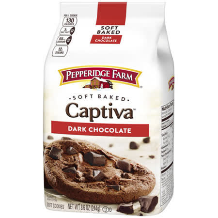培珀莉 巧克力布朗尼軟餅乾