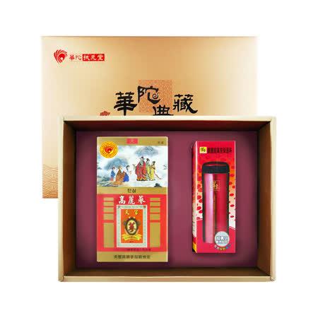 華陀扶元堂 高麗蔘茶禮盒