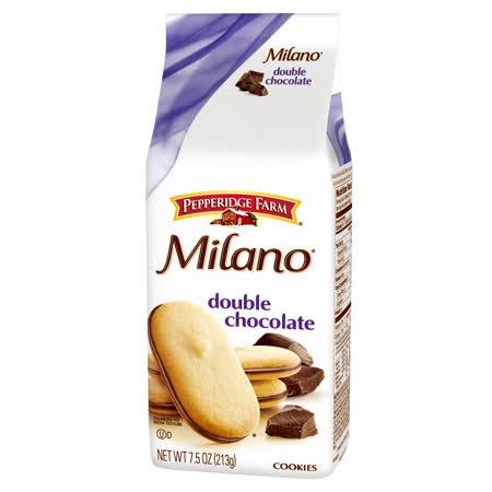 【培珀莉】雙層巧克力米蘭餅乾213 G