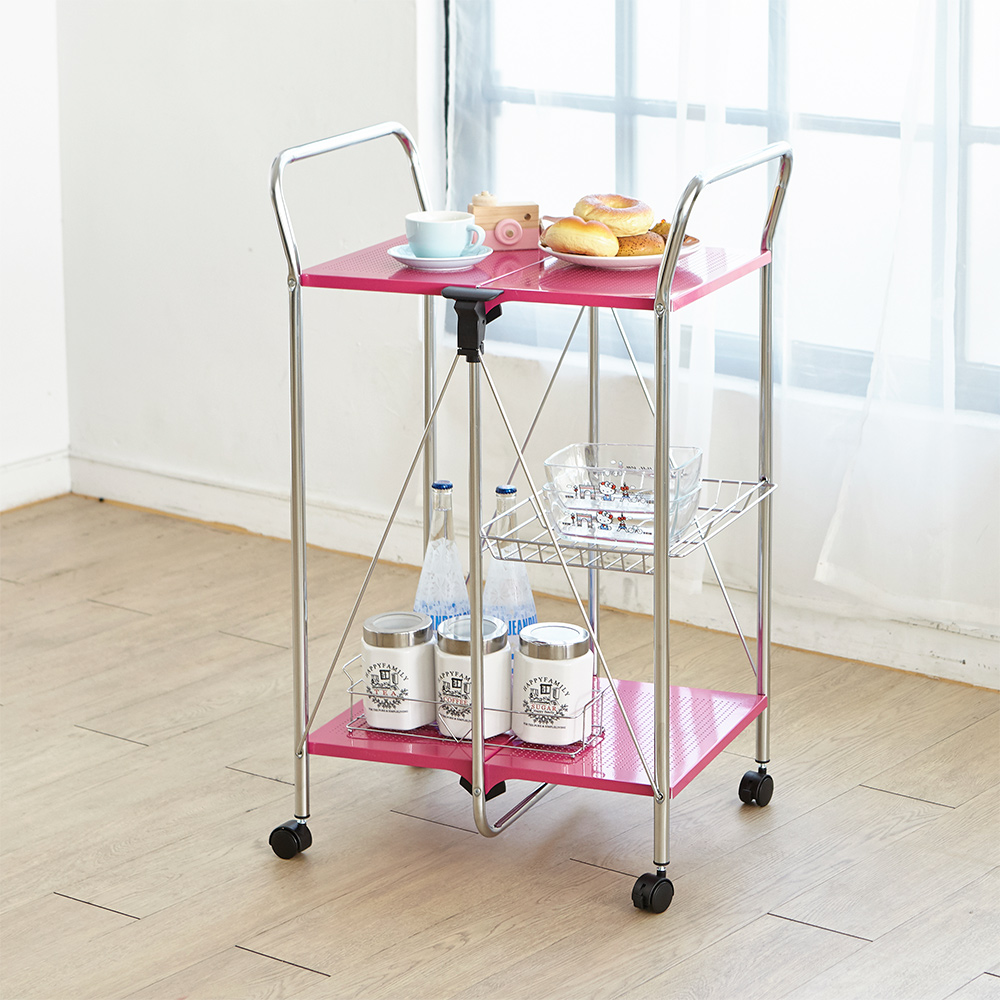 ikloo 樂桃桃折疊餐車