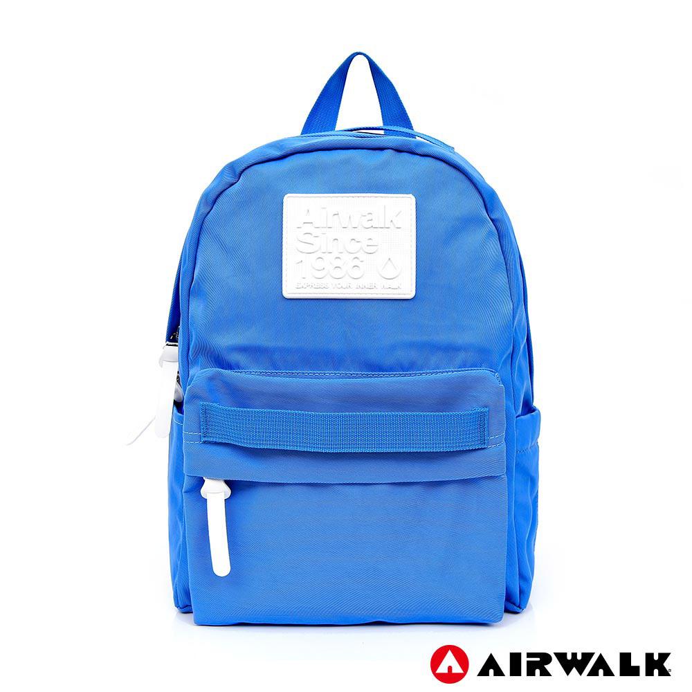 AIRWALK - 相依一刻親子後背包-童款-藍