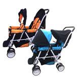 Kooma雙人嬰兒推車