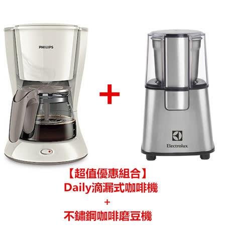 PHILIP S飛利浦 1.2L Daily滴漏式咖啡機 HD7447
