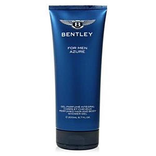 BENTLEY賓利 藍天香水洗髮沐浴精200ml