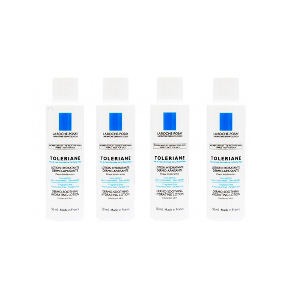 La Roche Posay 理膚寶水 多容安舒緩保濕化妝水 50ml x 4
